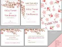 41 Creating Adobe Illustrator Wedding Invitation Template Now by Adobe Illustrator Wedding Invitation Template