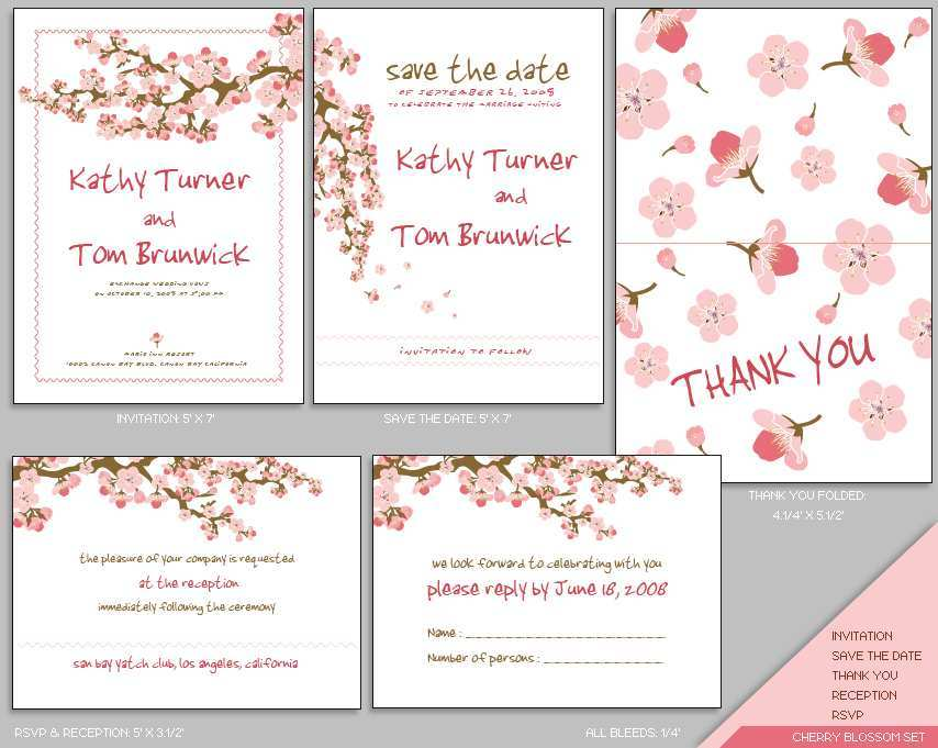 adobe illustrator wedding invitation template cards. Black Bedroom Furniture Sets. Home Design Ideas
