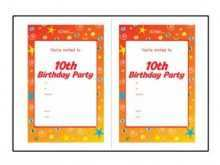 41 Customize Our Free Birthday Invitation Templates For 2 Years Old Girl Photo by Birthday Invitation Templates For 2 Years Old Girl
