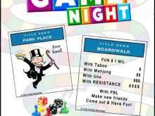 41 Printable Game Night Party Invitation Template Layouts by Game Night Party Invitation Template