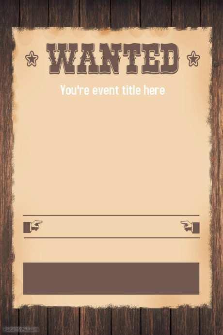 41 Standard Western Theme Party Invitation Template Photo with Western Theme Party Invitation Template