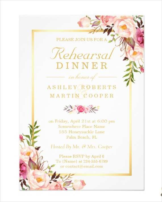 41 Visiting Example Of Invitation Card For Dinner Layouts for Example Of Invitation Card For Dinner