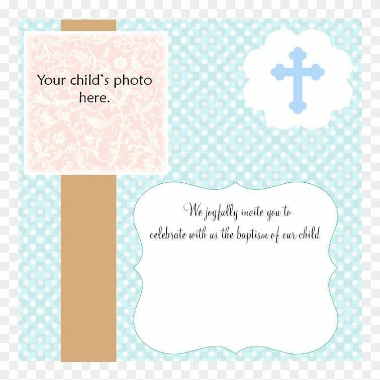 42 Blank Blank Invitation Templates For Christening Templates for Blank Invitation Templates For Christening