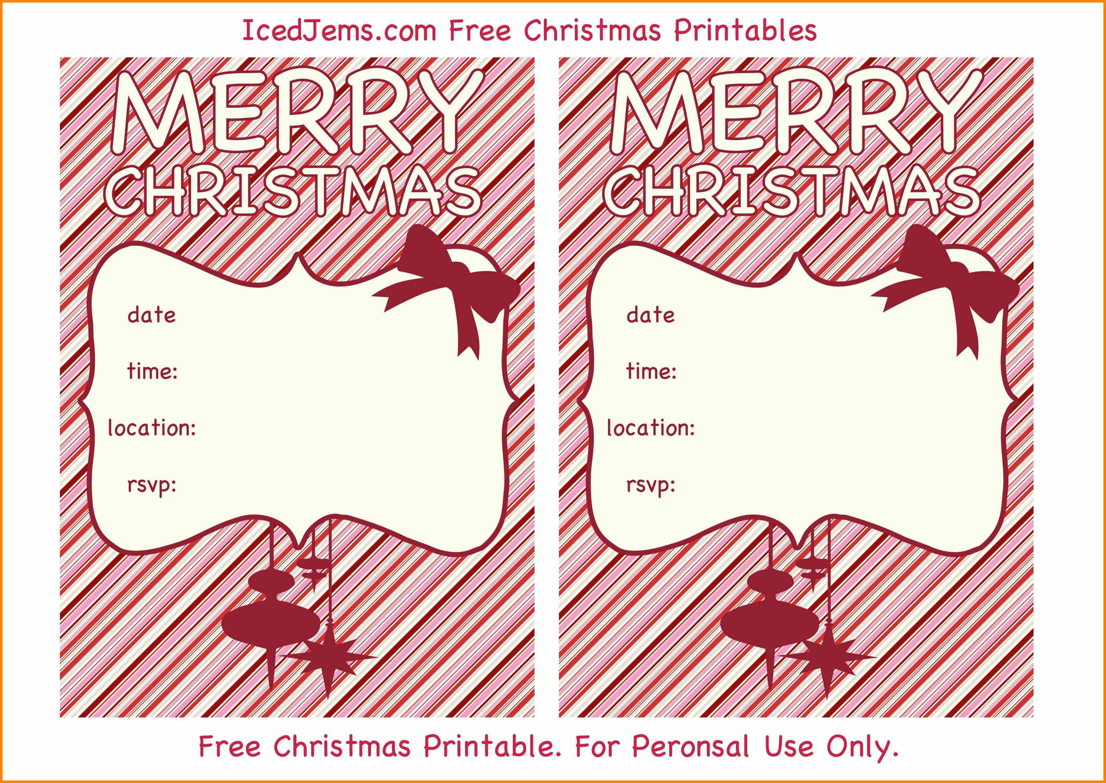 42 Blank Elegant Christmas Party Invitation Template Free Download Download with Elegant Christmas Party Invitation Template Free Download