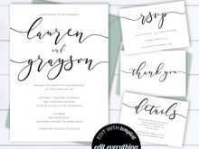 42 Free 16 Printable Wedding Invitation Templates You Can Diy Layouts by 16 Printable Wedding Invitation Templates You Can Diy