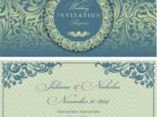 42 The Best Elegant Invitation Templates With Stunning Design with Elegant Invitation Templates