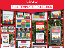 43 Adding Birthday Invitation Template Lego Templates with Birthday Invitation Template Lego