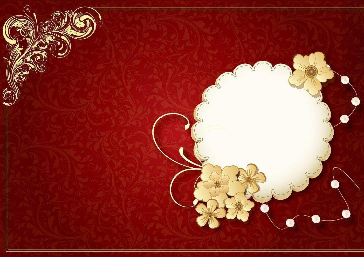 indian wedding invitation template free