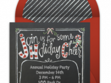 43 Online Christmas Dinner Invitation Template Free in Word with Christmas Dinner Invitation Template Free