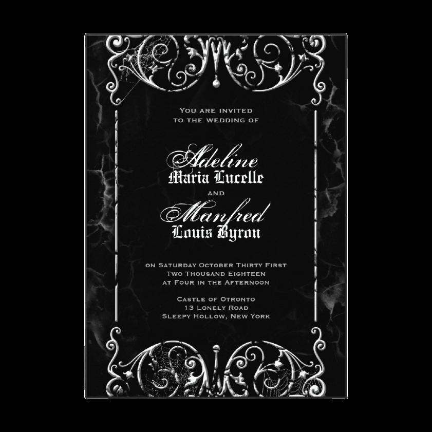 44 Free Printable Jack And Sally Wedding Invitation Template Now By Jack And Sally Wedding Invitation Template Cards Design Templates