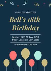 44 Free Printable Party Invitation Cards Making Layouts by Party Invitation Cards Making
