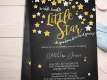 44 The Best Twinkle Twinkle Little Star Birthday Invitation Template Free PSD File by Twinkle Twinkle Little Star Birthday Invitation Template Free