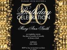 45 Create Template For Elegant Birthday Invitation With Stunning Design by Template For Elegant Birthday Invitation