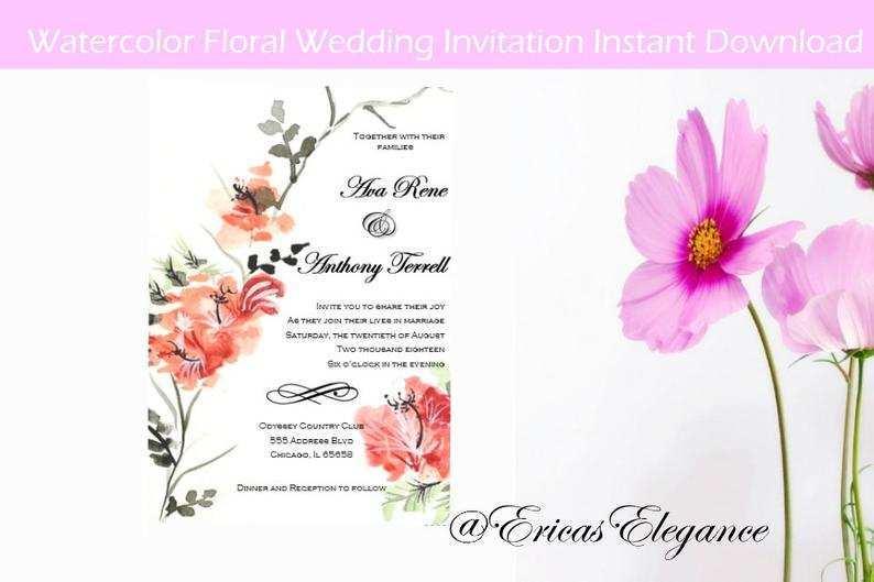 45 Creative Japanese Wedding Invitation Template For Free for Japanese Wedding Invitation Template
