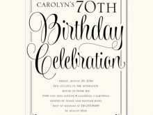 45 Customize Adults Birthday Invitation Template Templates by Adults Birthday Invitation Template
