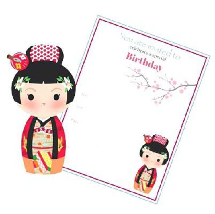 45 Customize Japanese Wedding Invitation Template Photo for Japanese Wedding Invitation Template