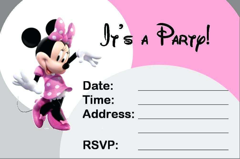 45 The Best Birthday Party Invitation Template Free Online Now for Birthday Party Invitation Template Free Online