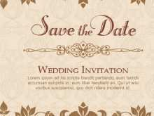 46 Best Elegant Invitation Templates for Ms Word for Elegant Invitation Templates