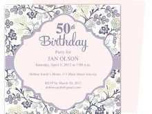 46 Create Birthday Invitation Template Publisher in Photoshop for Birthday Invitation Template Publisher