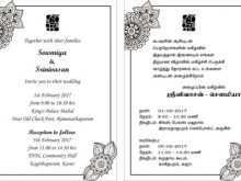 46 Customize Marriage Reception Invitation Wordings In Tamil Language Formating with Marriage Reception Invitation Wordings In Tamil Language