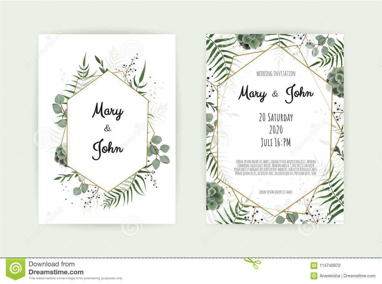 3 Format Gruhapravesam Invitation Template Vector For Free for