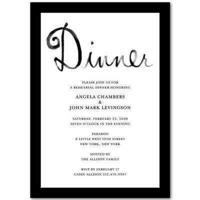 46 Free Corporate Dinner Invitation Example Photo with Corporate Dinner Invitation Example