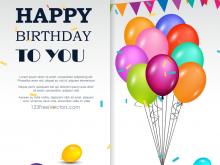 46 Printable Birthday Invitation Template Vector Formating with Birthday Invitation Template Vector