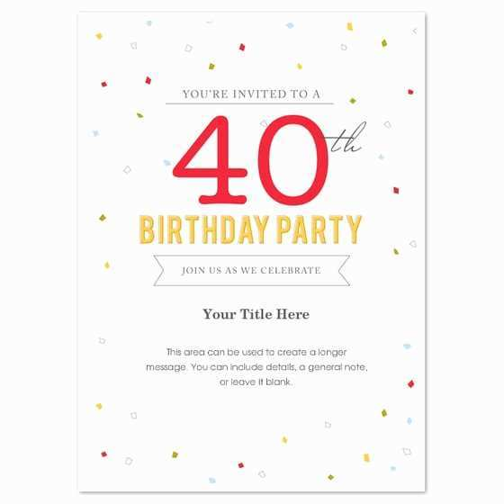 47 Create Birthday Party Invitation Template Word Free Photo for Birthday Party Invitation Template Word Free