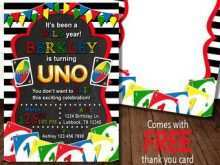 47 How To Create Uno Birthday Invitation Template Free for Ms Word for Uno Birthday Invitation Template Free