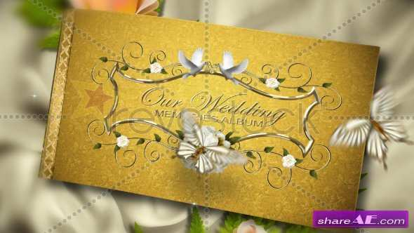 47 The Best After Effect Wedding Invitation Template Now by After Effect Wedding Invitation Template