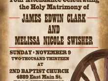 48 Blank Western Theme Party Invitation Template Layouts with Western Theme Party Invitation Template