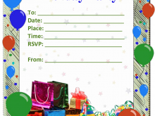 48 Customize Our Free Word Birthday Party Invitation Template Formating for Word Birthday Party Invitation Template