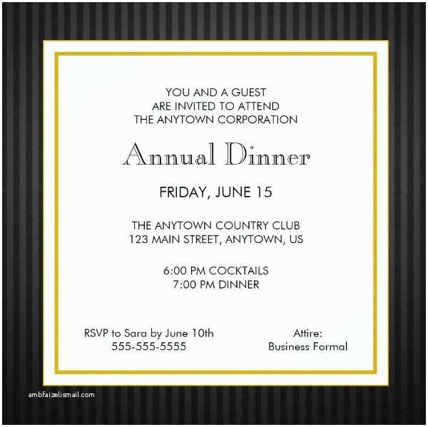 49 Blank Corporate Dinner Invitation Example Layouts for Corporate Dinner Invitation Example