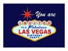 49 Creative Vegas Party Invitation Template Download for Vegas Party Invitation Template