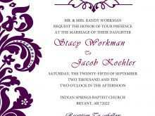 49 Free Blank Invitation Card Samples With Stunning Design for Blank Invitation Card Samples