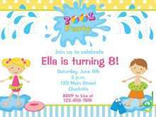 49 Report Birthday Invitation Template Maker Formating for Birthday Invitation Template Maker