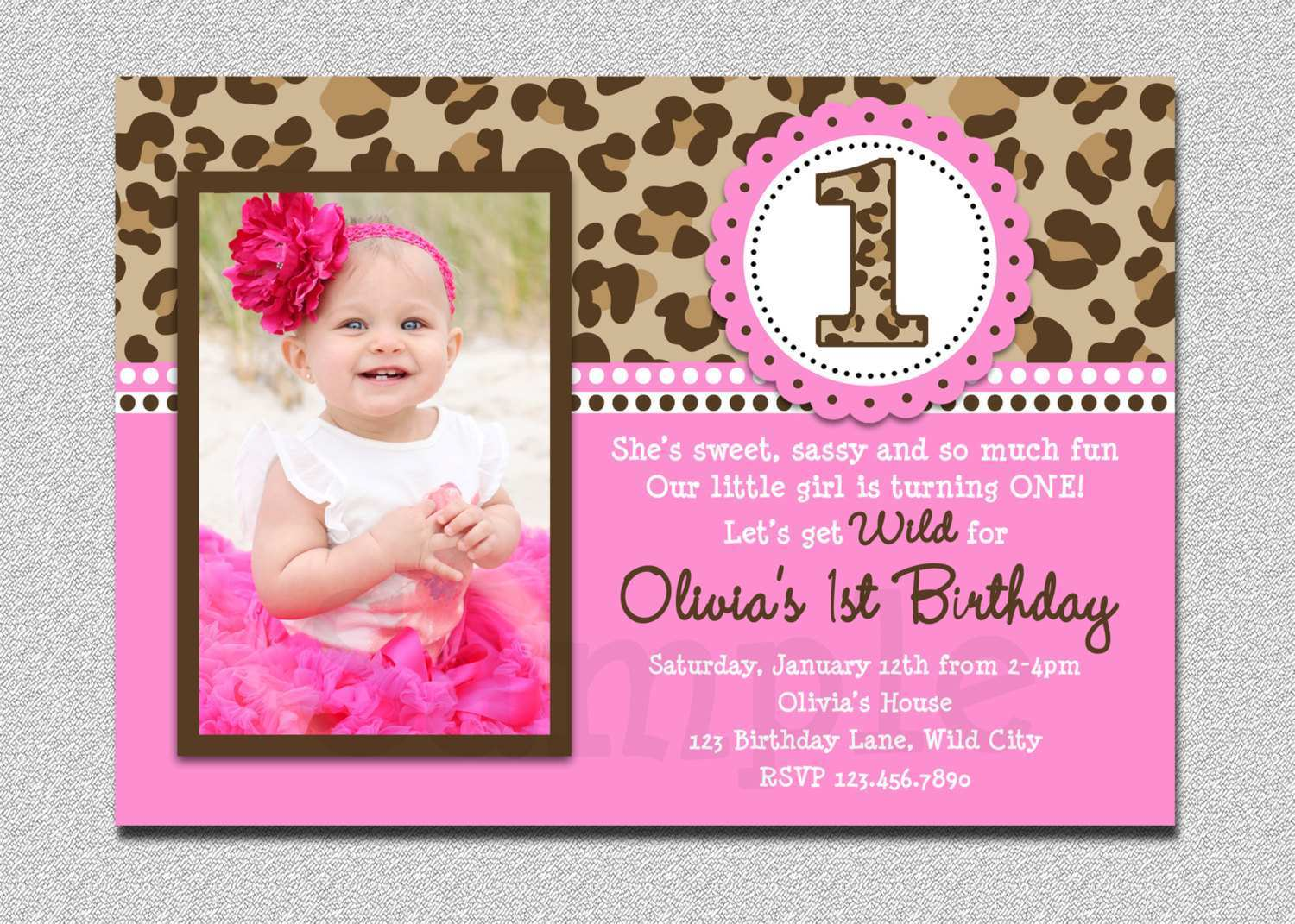 50 Best Birthday Invitation Templates For 2 Years Old Girl Now for Birthday Invitation Templates For 2 Years Old Girl
