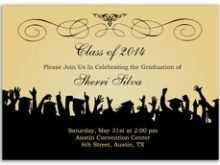 50 Creating Blank Graduation Invitation Template in Photoshop for Blank Graduation Invitation Template