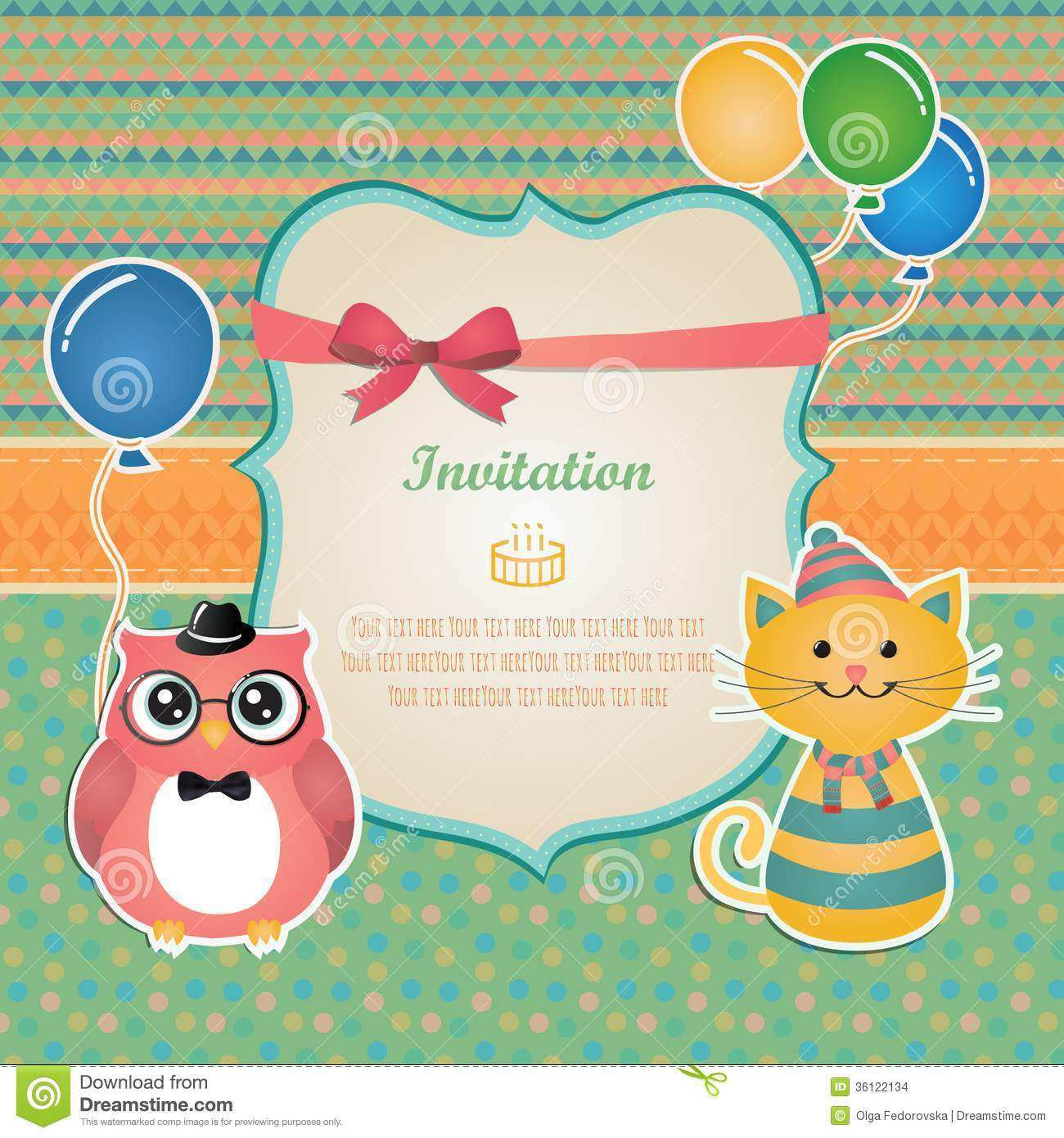 50 Printable Party Invitation Cards Design in Photoshop with Party Invitation Cards Design