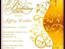 Example Of Writing Invitation Card