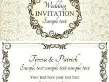 Invitation Card Samples Online