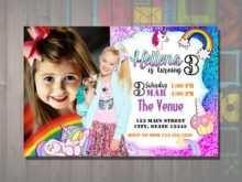 51 Customize Jojo Siwa Party Invitation Template Templates with Jojo Siwa Party Invitation Template