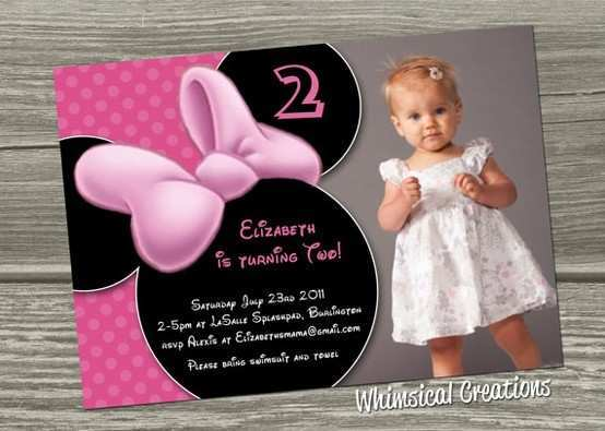 51 Free Printable 2 Year Old Birthday Invitation Template With Stunning Design by 2 Year Old Birthday Invitation Template