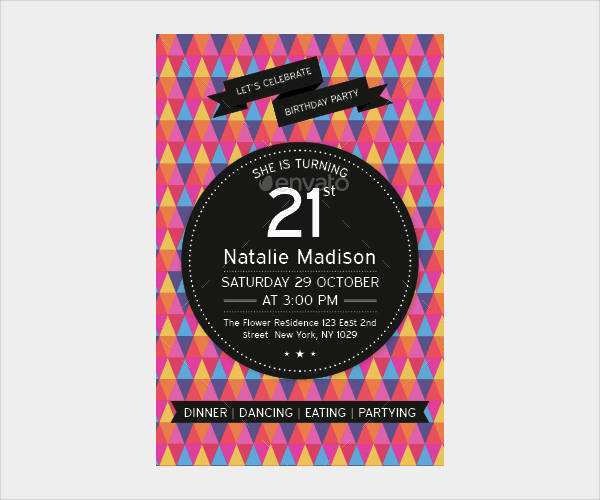 51 Report New York Party Invitation Template for Ms Word by New York Party Invitation Template