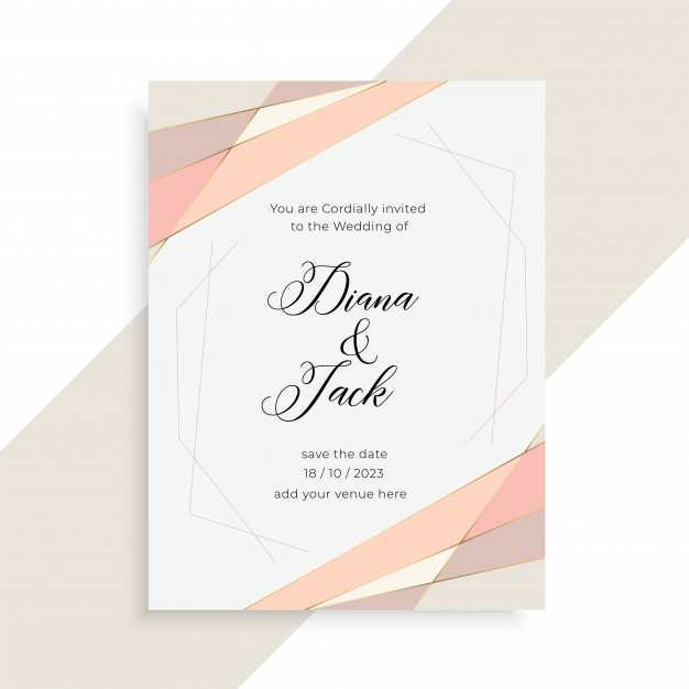 51 Standard Elegant Wedding Invitation Designs Free For Free for Elegant Wedding Invitation Designs Free