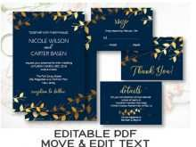 51 Visiting Royal Blue Wedding Invitation Template Templates by Royal Blue Wedding Invitation Template