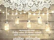 52 Creating Jar Wedding Invitation Template Layouts for Jar Wedding Invitation Template