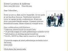52 Customize Corporate Party Invitation Template Formating by Corporate Party Invitation Template