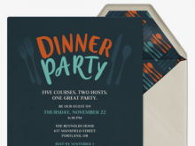 52 Free Example Invitation Dinner Party Layouts with Example Invitation Dinner Party