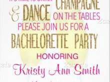 52 Free Printable Hen Party Invitation Template Formating with Hen Party Invitation Template